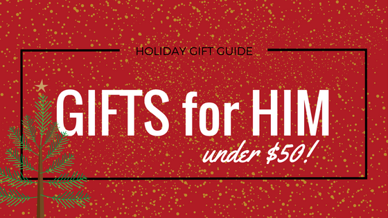 Holiday Gift Guide Gifts for Him Sideline Socialite